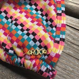 💥5/$25 Roxy Knit Strappy Bikini Top